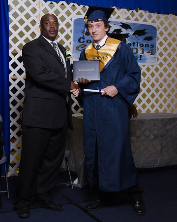 Berite Early College Commencement Ceremony 2014