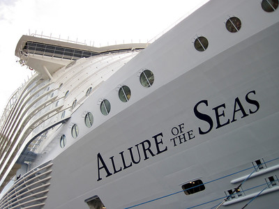 Allure of the Seas - Largest Cruise Ship in the World