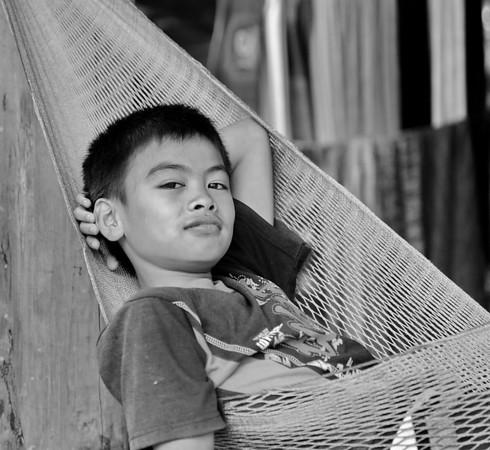 I - Portraits d'enfants à Mai Chau