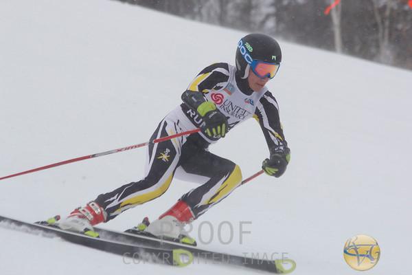 2013 MPA Class B Men's Giant Slalom Corrected