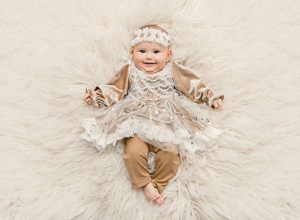 Be Girl Collection - Fall/Holiday BABY 2021