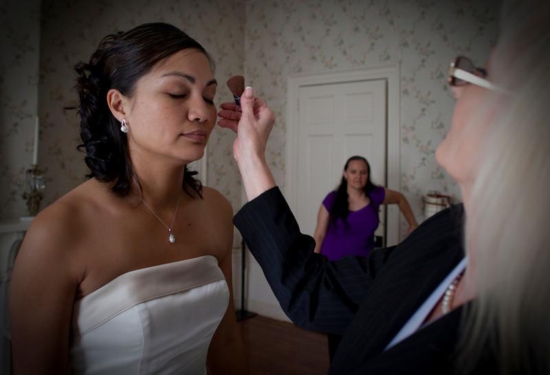 April and Tino Madrid Wedding