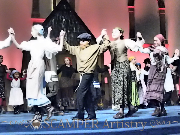 """""""Fiddler on the Roof"""" - Choice Home School Co-op"""