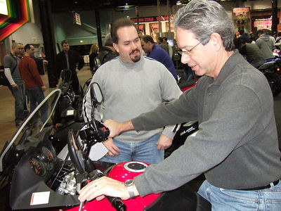 2006 Chicago Motorcycle Show