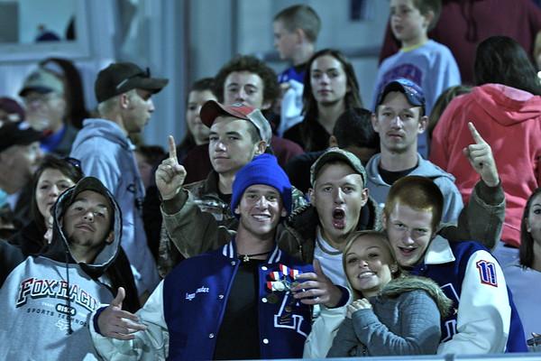 Auburn Homecoming vs Parry McCleur - 10-1-2010