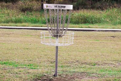 Intramural Disc Golf Fall 2018