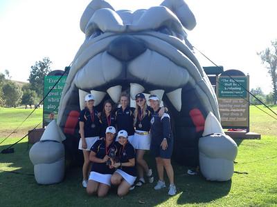 Girl's Golf 2012