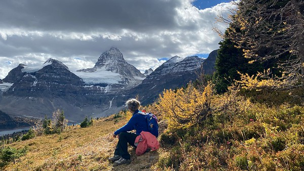 Mount Assiniboine 2020