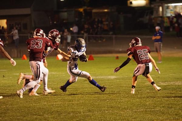 Anoka Pic's Eagan Varsity Football