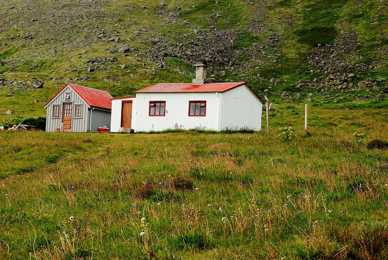 Aðalvík - Látrar. Sólvellir. 2013.