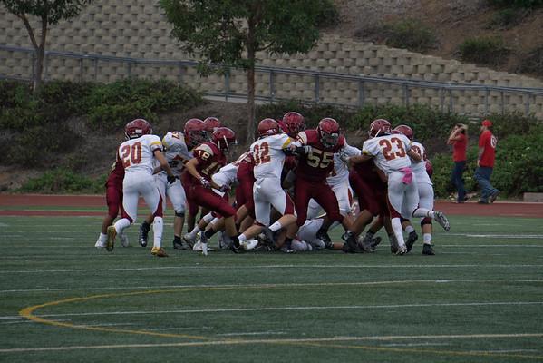 TP JV vs Mission Hills, 10-28-16