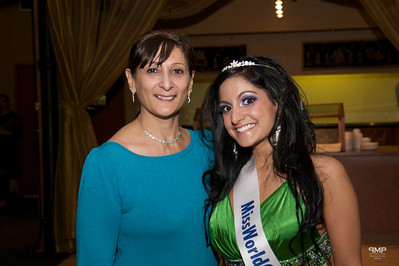 Miss World Canada Banquet