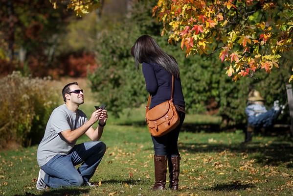 Engaged // Mike & Vanessa
