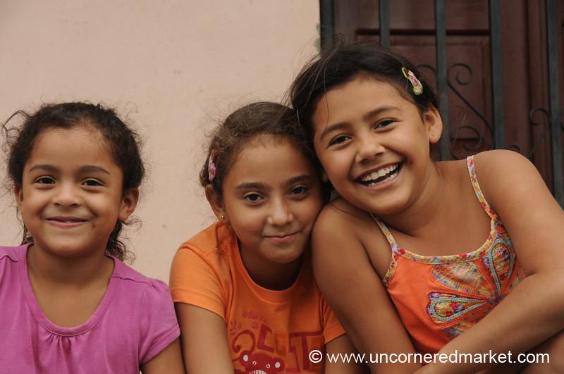 Friendly Smiles in Granada