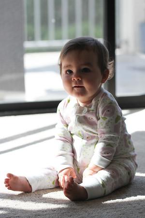 Mila - 9 months