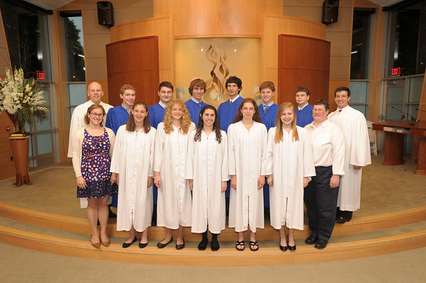 CONFIRMATION TEMPLE BETH SHALOM  5.18.2010