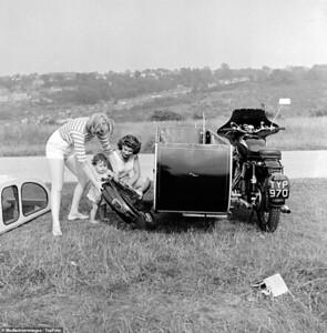 Sidecar Camper