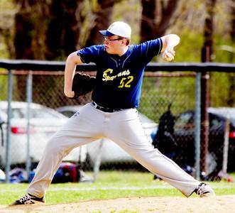 Cardinal at Conneaut baseball