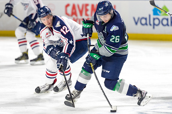 2017-18 Seattle Thunderbirds