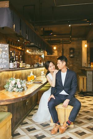 Pre-wedding | Nathan + Alison