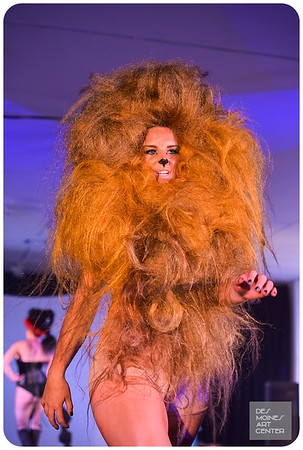 Big Hair Ball 2015 - Des Moines Art Center
