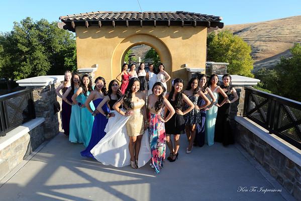 Lynn & Friends Prom 2013