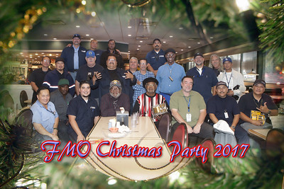 FMO Christmas Party 2017