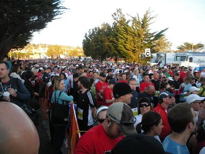 2010 Big Sur Half Marathon
