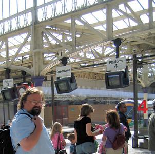 Aberdeen to London by Train -- July 1, 2006