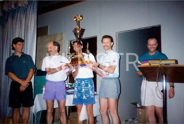 Jul 13, 1993 - Banquet and Award Ceremonies
