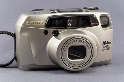 Pentax IQZoom 160, 1990