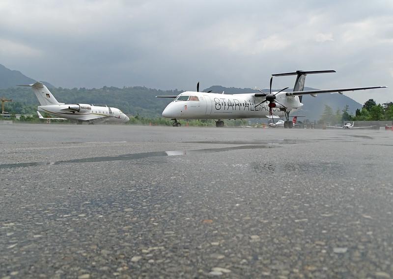 OE-LGR - DH8D - 29.07.2015