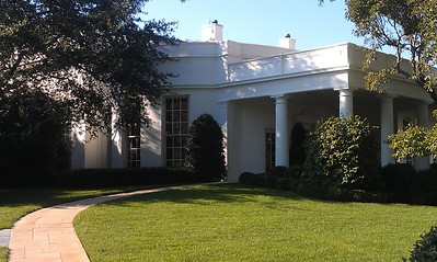 White House Grounds