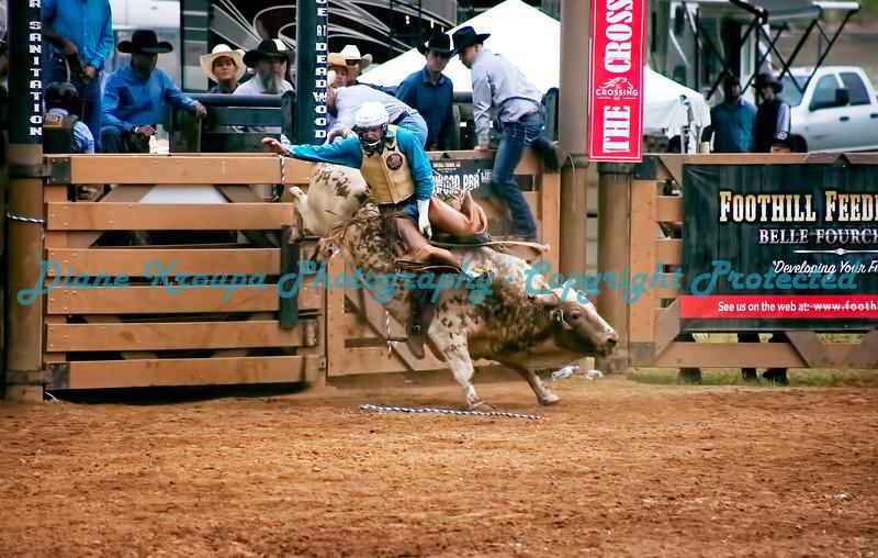 303 - Professional Bull Riders Rodeo - Deadwood, SD