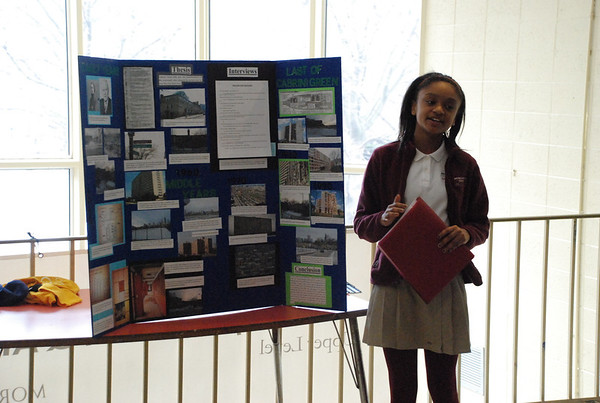 2014 6th Grade Chicago Metro History Fair