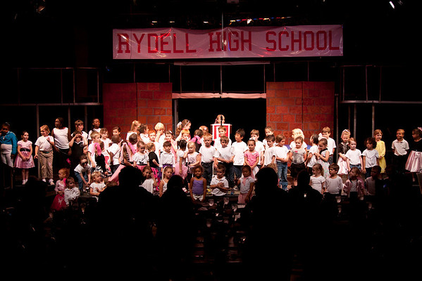 Julie Rohr Academy 5.10.2012   GREASE