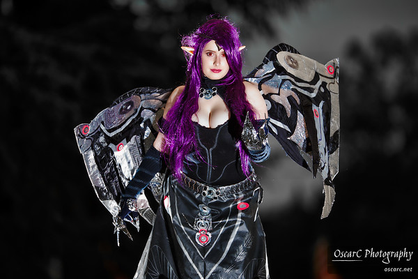 Morgana (Tetchy Tact) from League of Legends
