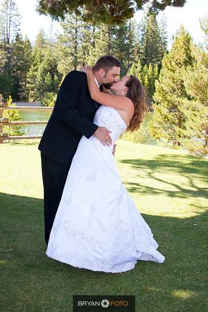 Chris And Katie Wedding 2009 Lake Tahoe