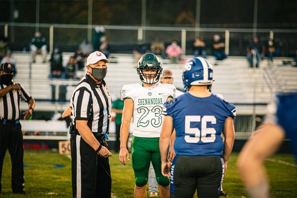 BTHS Football vs. Shenandoah