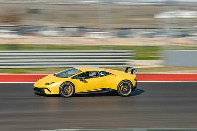 #2 Yellow Lamborghini