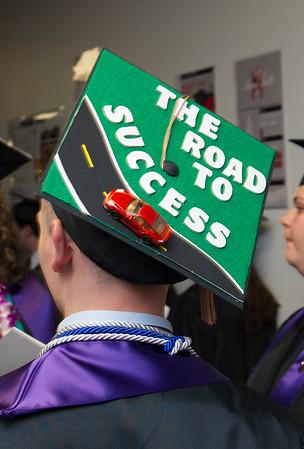 Graduation 2016 - cool grad caps