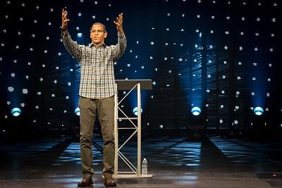 Pastor Miles 20 Year Presentation