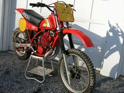 1981 450 CR