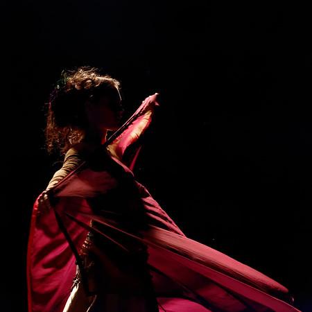 Rouge de danse