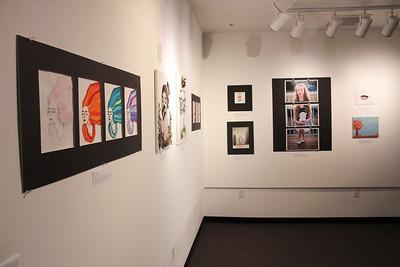 US IB Visual Art Exhibit Josie Melville 4-15-21