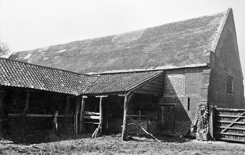 Oliver Cromwell's Barn