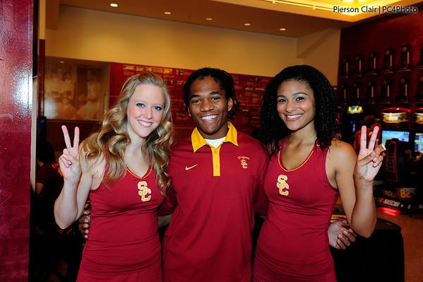 USC Salute to Troy 2012 - Basketball