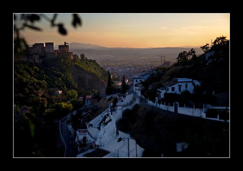 Alhambra and Sacromonte, Granada