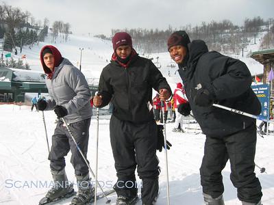 520 Ski Trip 2009