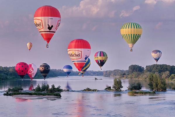 Dans le ciel de Loire